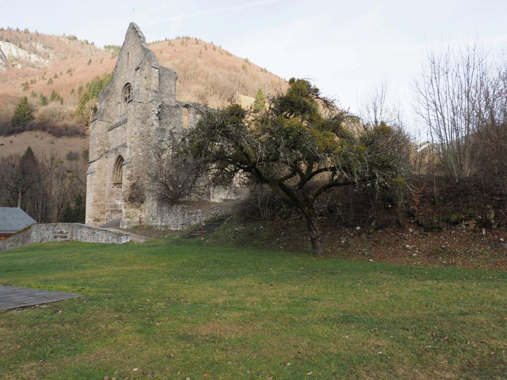 Abbaye de St Jean d'Aulps 84514010