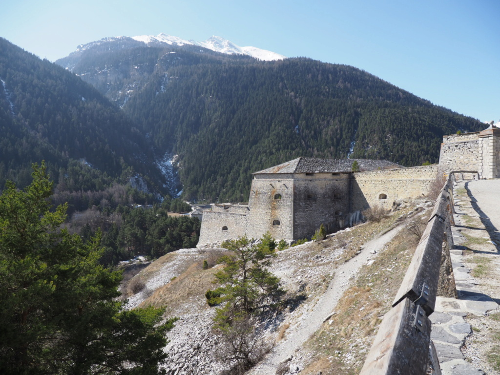 Forts de l'Esseillon 8ed57d10