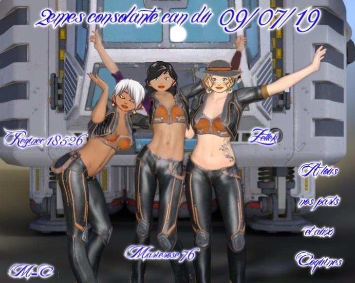 La team des coquines - Portail 2emes11