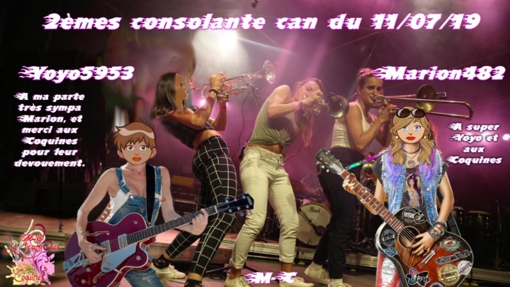 La team des coquines - Portail 2zomes10