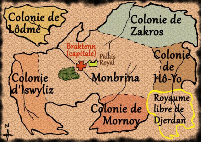 Monbrina et ses colonies ~ la carte 00118