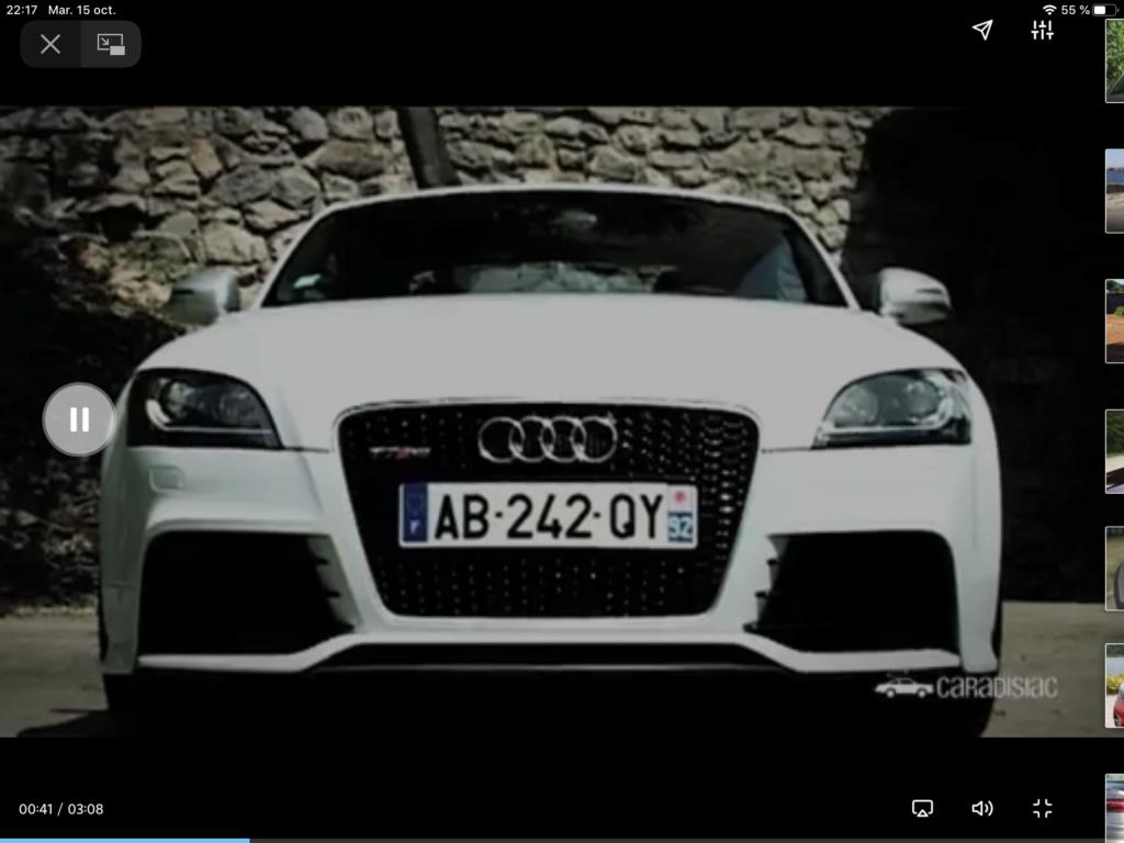 RECHERCHE TT RS 2009 4c0e2210