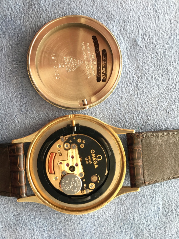 Jaeger -  [Postez ICI les demandes d'IDENTIFICATION et RENSEIGNEMENTS de vos montres] 11490110