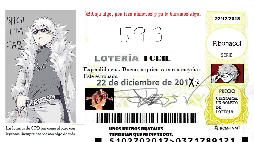 Wyrm, el Imparcial [3.0] Loterz24