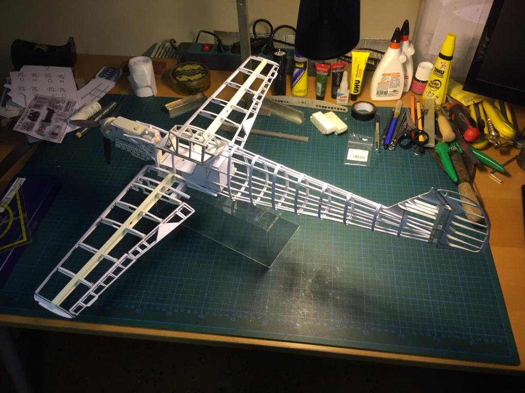 Me 109E 1:16 gebaut von Kehlenbeck Img_7112