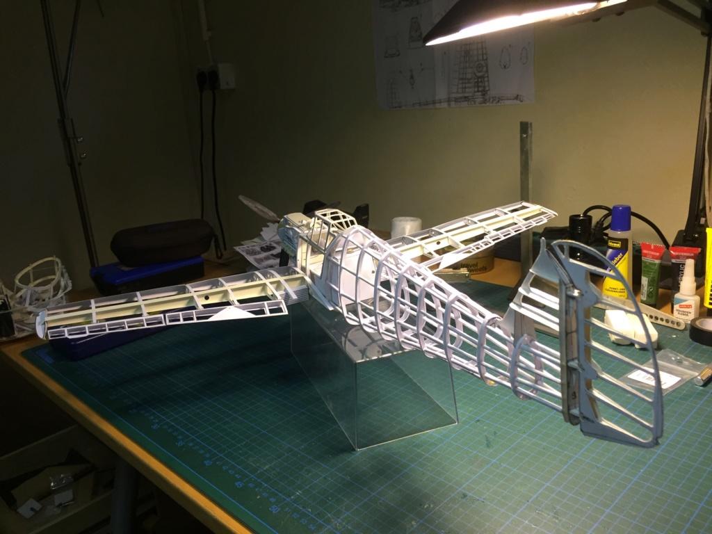 Me 109E 1:16 gebaut von Kehlenbeck Img_7115