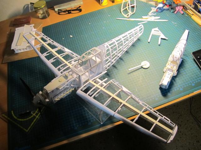 Me 109E 1:16 gebaut von Kehlenbeck Img_8324