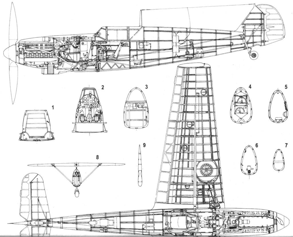 Me 109E 1:16 gebaut von Kehlenbeck Me-bf_10