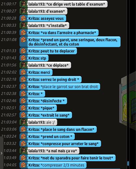 [C.H.U] Rapports d'actions RP de Kritza  Bandic39
