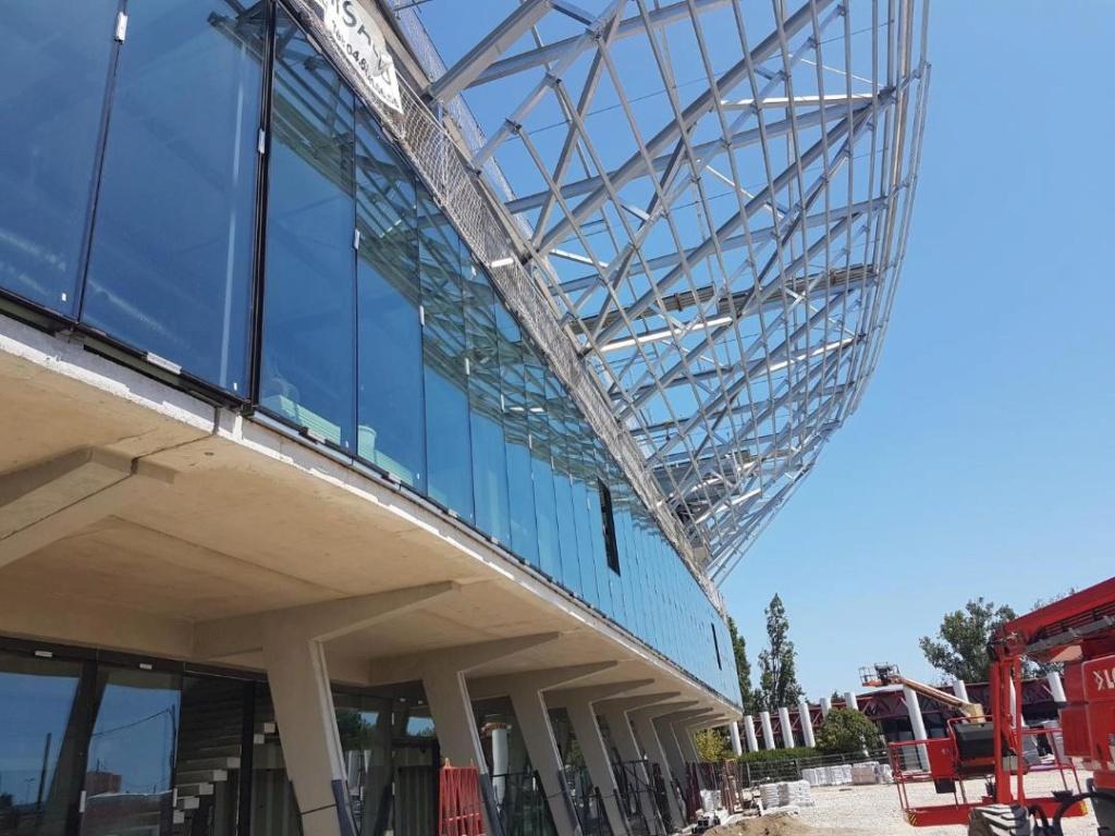 La nouvelle salle du Narbonne Volley - Page 2 67485411