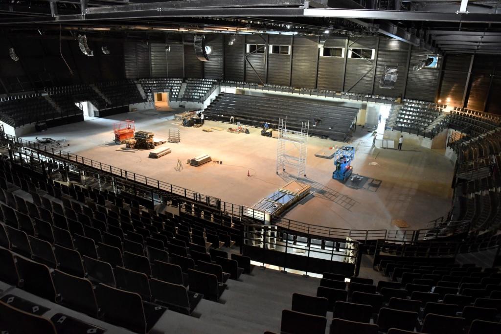 La nouvelle salle du Narbonne Volley - Page 3 Arena12