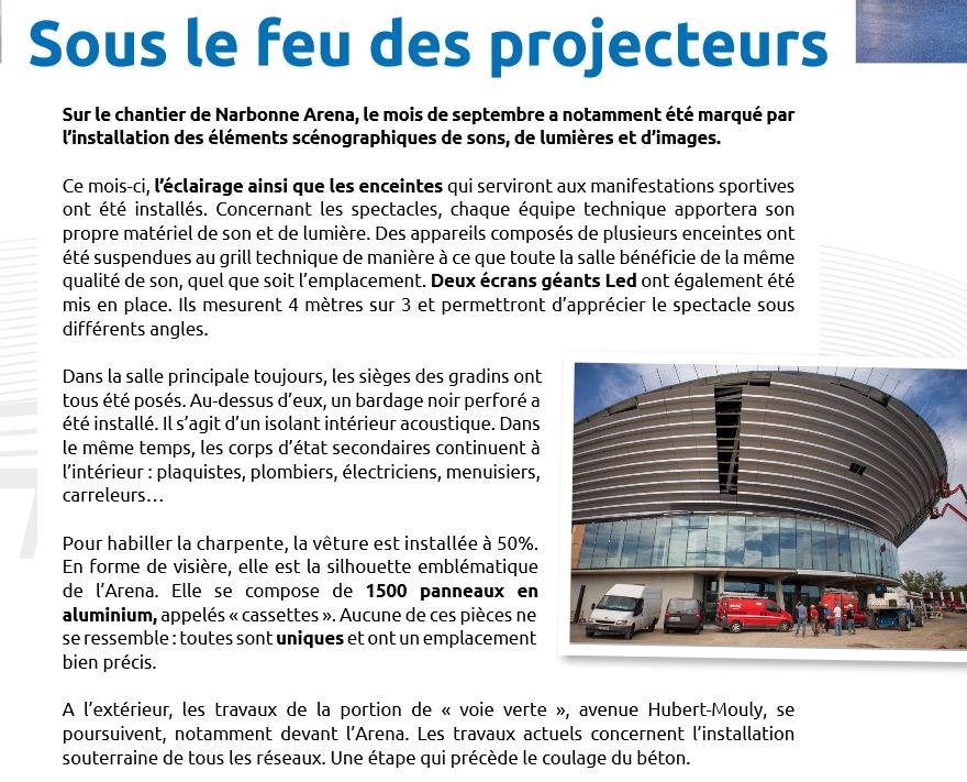 La nouvelle salle du Narbonne Volley - Page 3 Arena_12