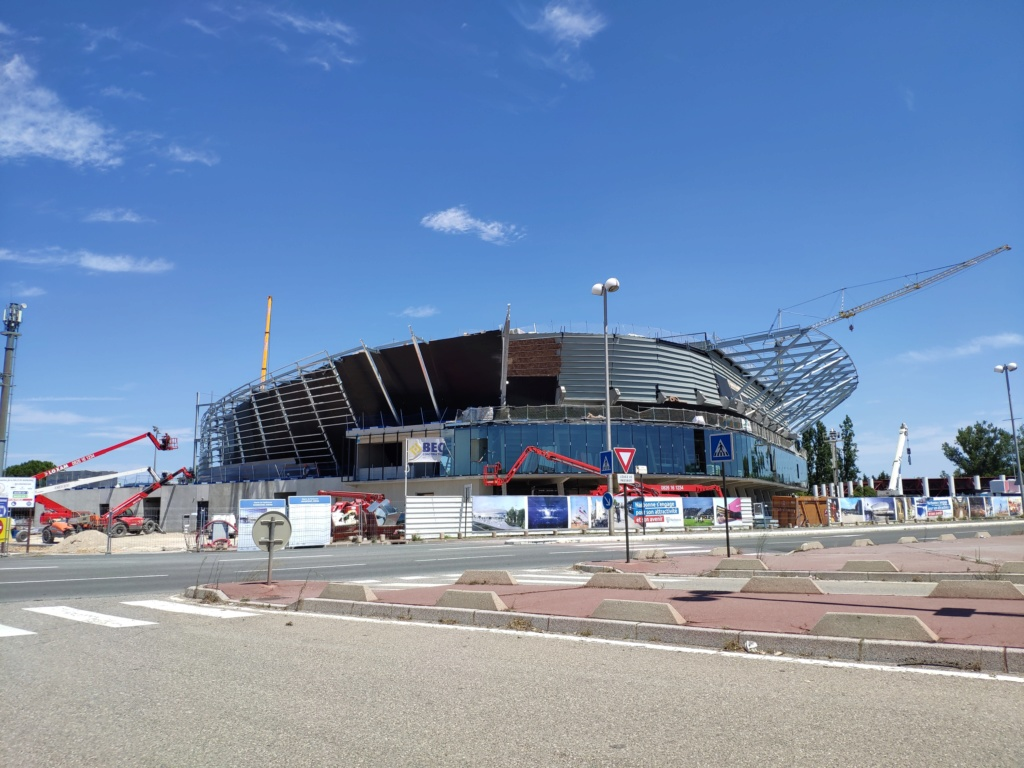 La nouvelle salle du Narbonne Volley - Page 2 Arena_14