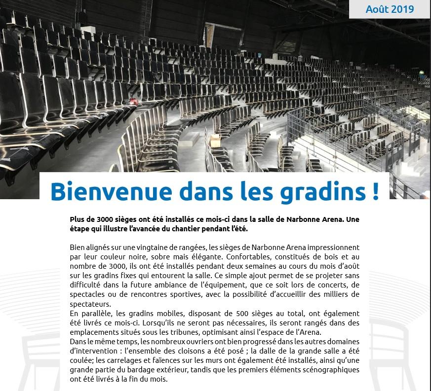 La nouvelle salle du Narbonne Volley - Page 3 Arena_17