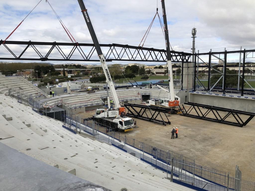 La nouvelle salle du Narbonne Volley Chapen10