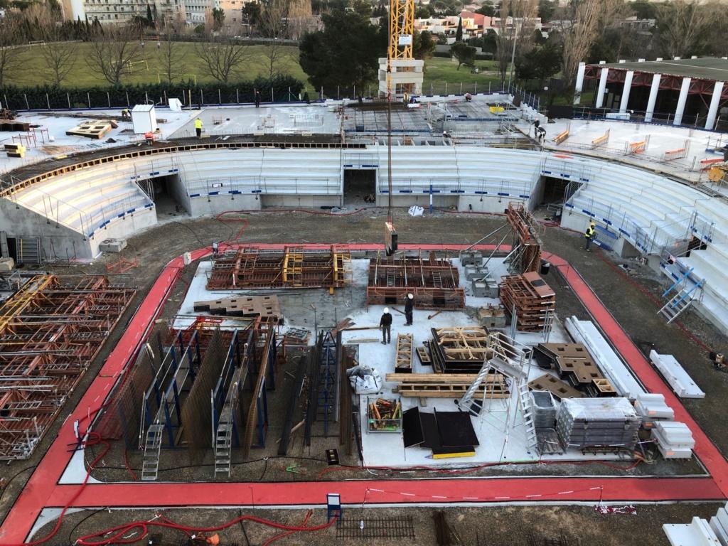 La nouvelle salle du Narbonne Volley Dy3hjh10