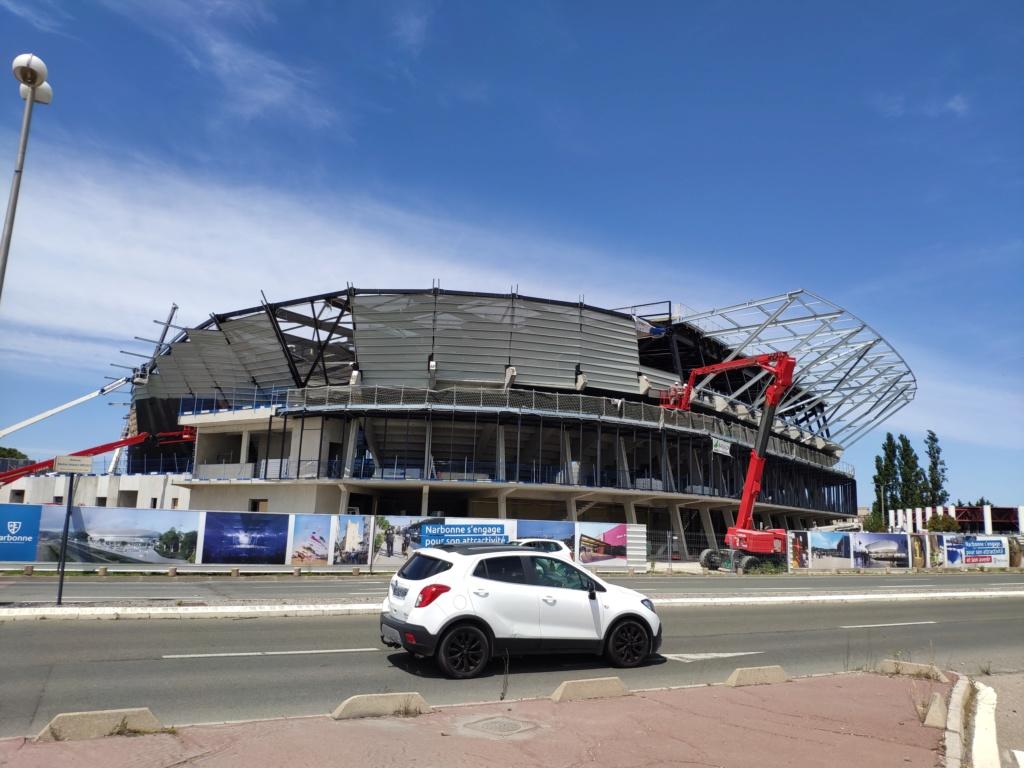 La nouvelle salle du Narbonne Volley - Page 2 Img_2011