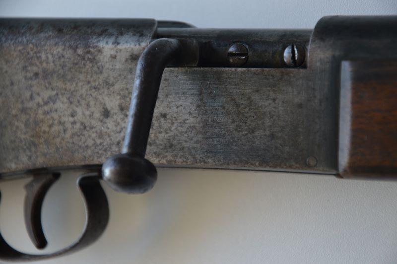 """Carabine """"Lebel"""" scolaire La Préférée, année inconnue Dsc_2220"""