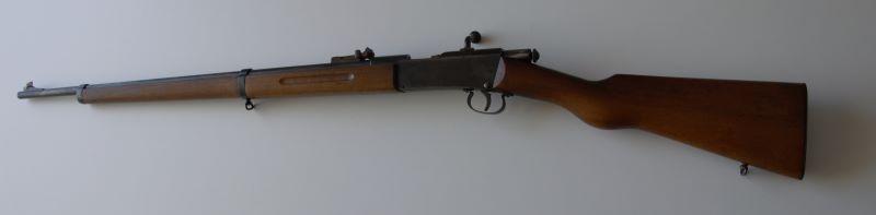 """Carabine """"Lebel"""" scolaire La Préférée, année inconnue Dsc_2221"""