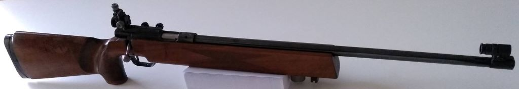 Ma cougar, Anschütz Match 54 pré-1958 Grenad13