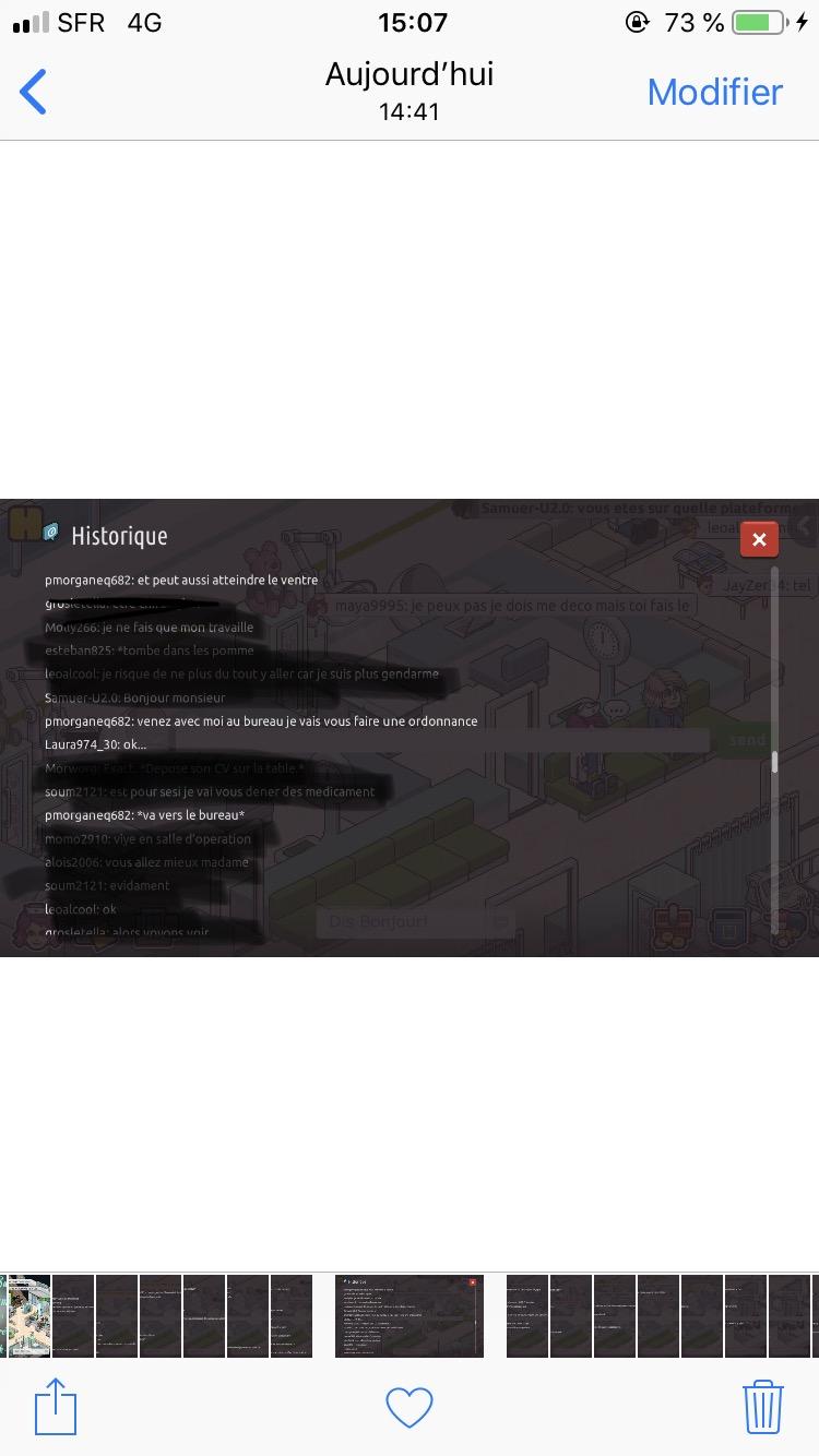 [C.H.U] rapports d'action RP de pmorganeq682 8cebb910