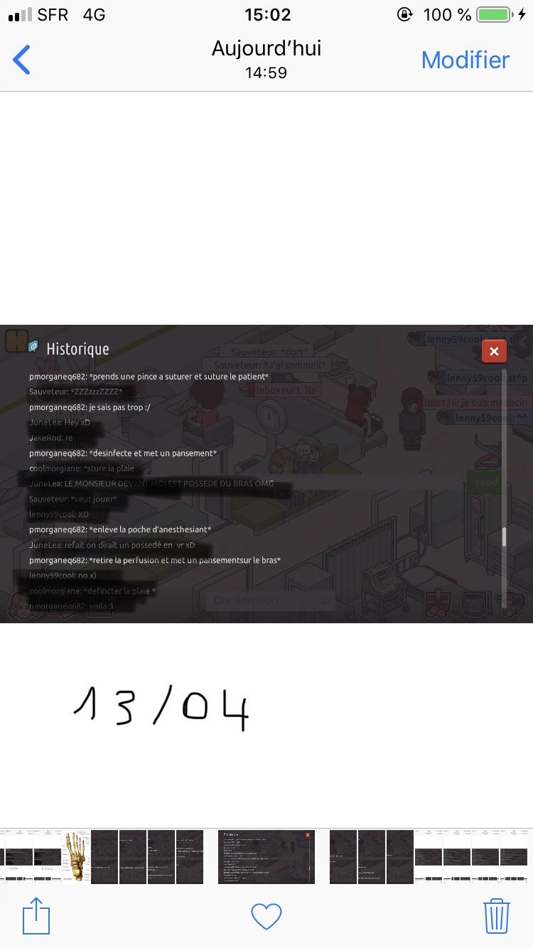 [C.H.U] rapports d'action RP de pmorganeq682 Dcd42c10