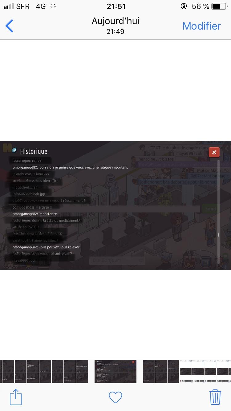 [C.H.U] rapports d'action RP de pmorganeq682 Fa177910