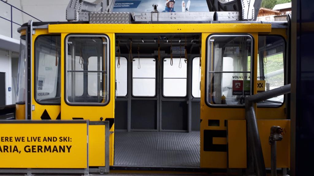 Téléphérique 80 places (TPH80) / Drahtseilbahn 80 Plätze Alpspitzbahn 20190612