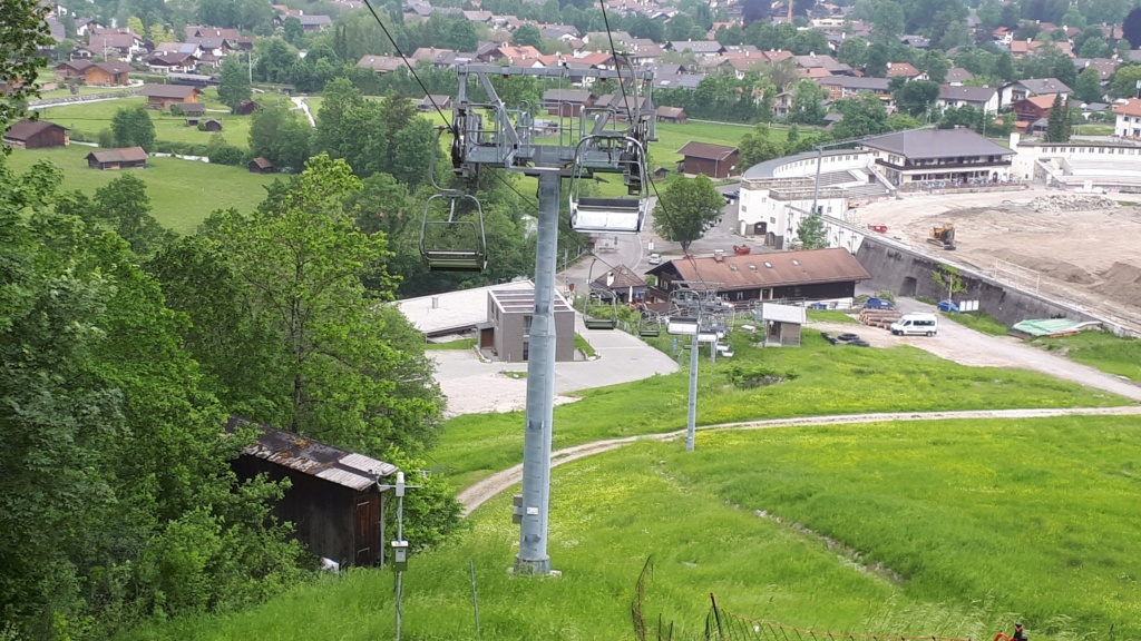 Télésiège Fixe 2 places (TSF2) / 2er Sesselbahn Gudibergbahn  20190632