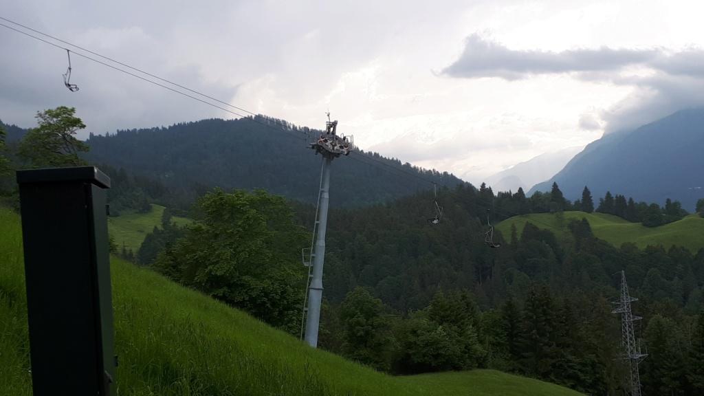 Télésiège Fixe 2 places (TSF2) / 2er Sesselbahn Gudibergbahn  20190634