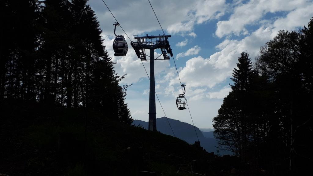 Télécabine Débrayable 6 places (TCD6)/ 6er Seilbahn Eckbauerbahn 20190641