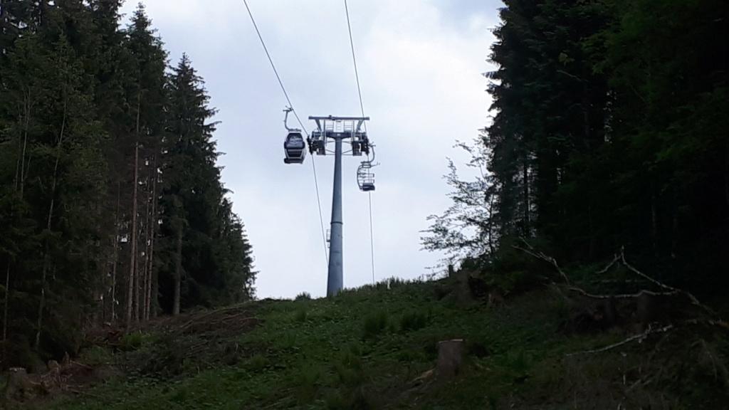 Télécabine Débrayable 6 places (TCD6)/ 6er Seilbahn Eckbauerbahn 20190642