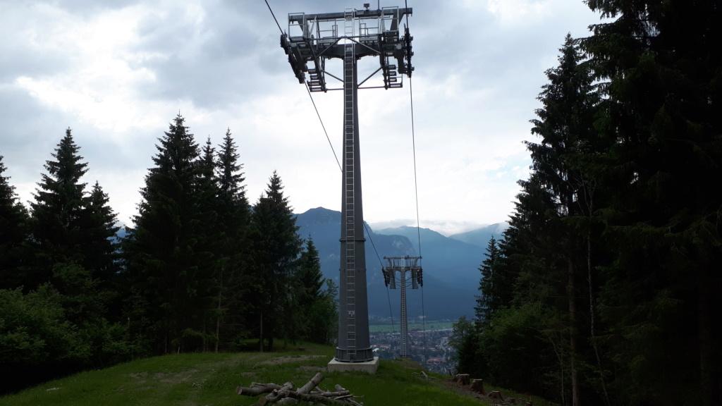 Télécabine Débrayable 6 places (TCD6)/ 6er Seilbahn Eckbauerbahn 20190645