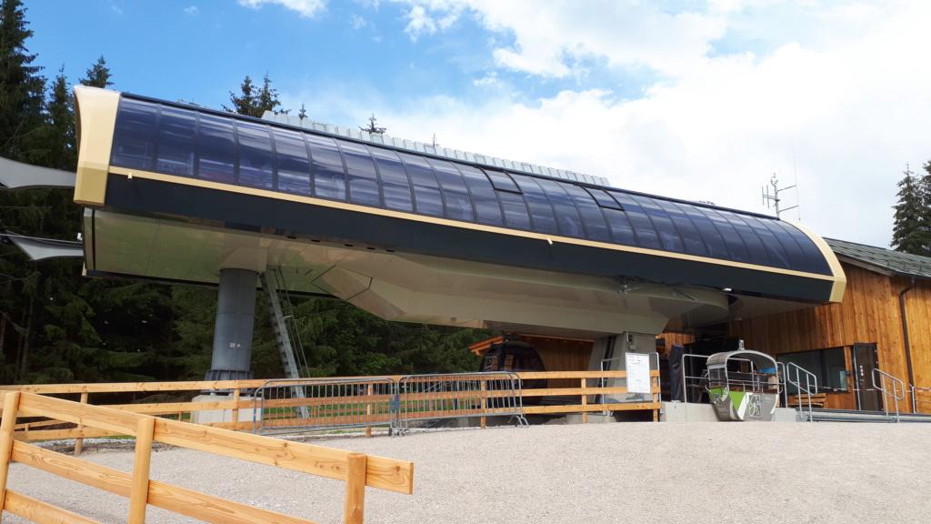 Télécabine Débrayable 6 places (TCD6)/ 6er Seilbahn Eckbauerbahn 20190646