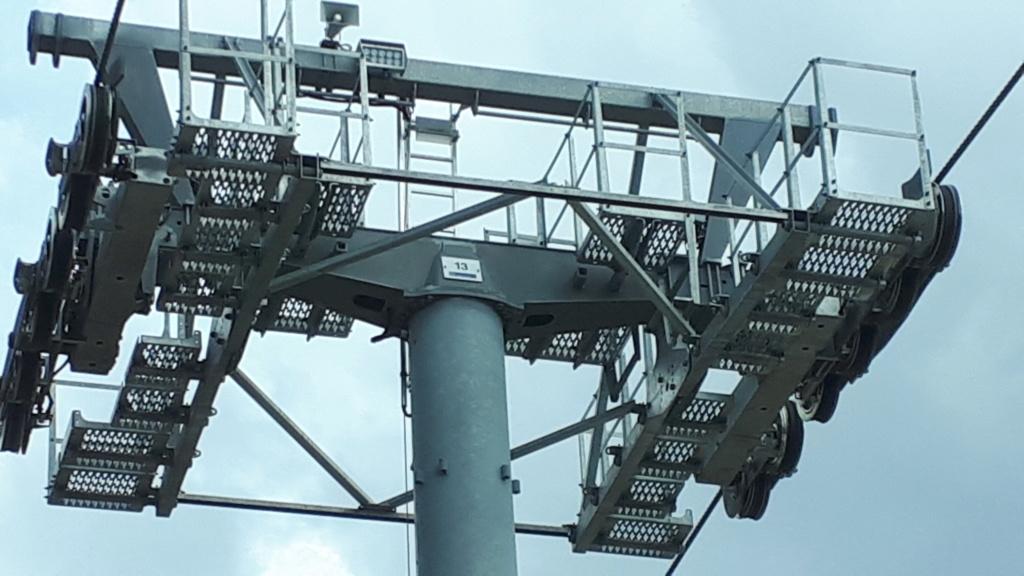 Télécabine Débrayable 6 places (TCD6)/ 6er Seilbahn Eckbauerbahn 20190649