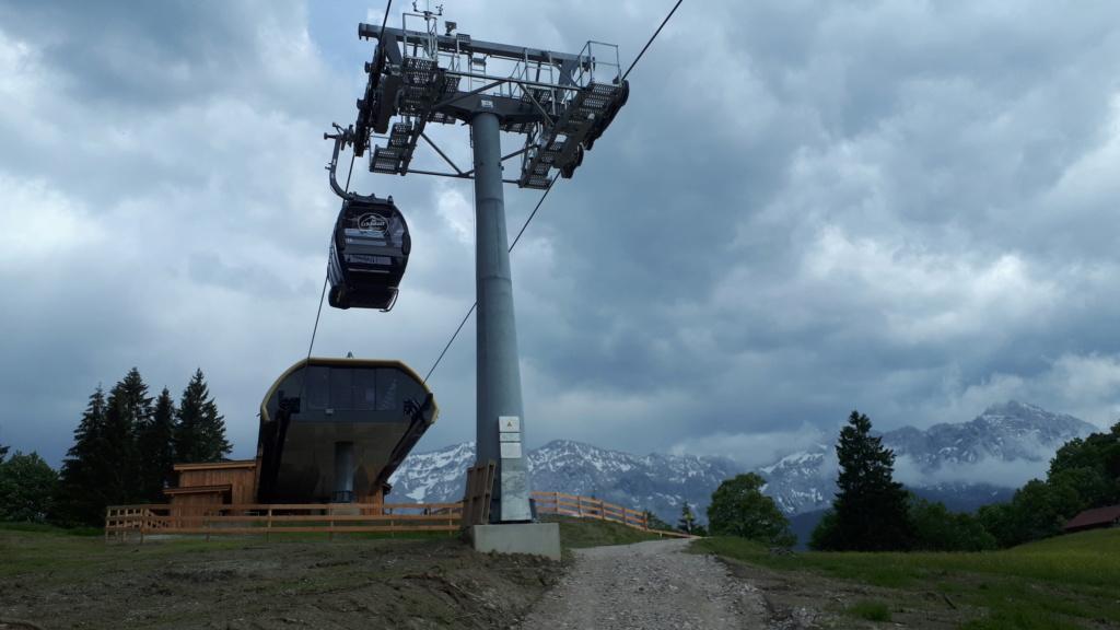 Télécabine Débrayable 6 places (TCD6)/ 6er Seilbahn Eckbauerbahn 20190650