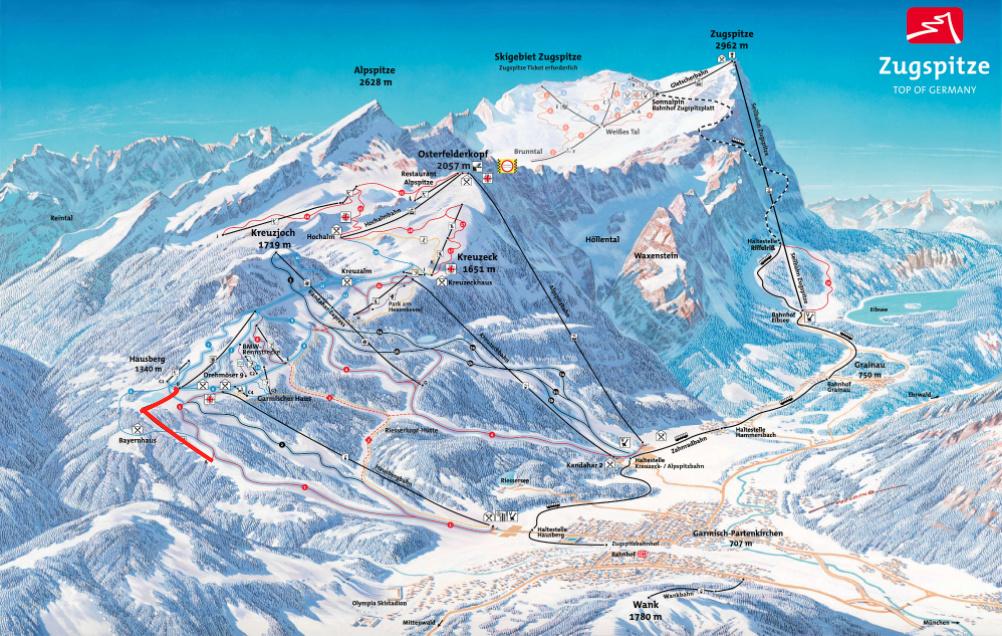 Téléski à Enrouleurs 2 places (TKE2) / 2er Schlepplift (SCHL) Adamswiesenlift Captur11