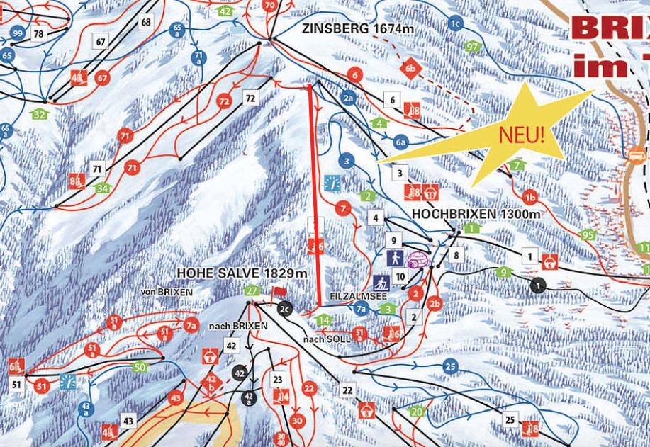 Télésiège Débrayable (TSD6) Filzboden Captur85