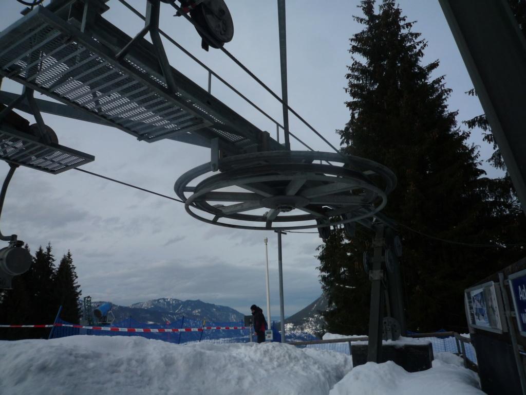 Téléski à Enrouleurs 2 places (TKE2) / 2er Schlepplift (SCHL) Adamswiesenlift P1060314