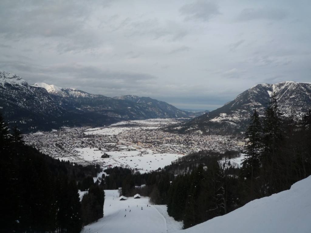 Présentation Garmisch - Partenkirchen / Präsentation Garmisch - Partenkirchen P1060360