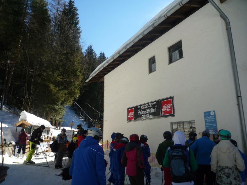 Télésiège Fixe 1 place (TSF1) Schwebelift Bayrischzell P1060458