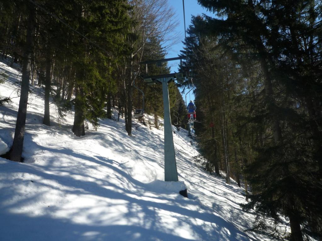 Télésiège Fixe 1 place (TSF1) Schwebelift Bayrischzell P1060470