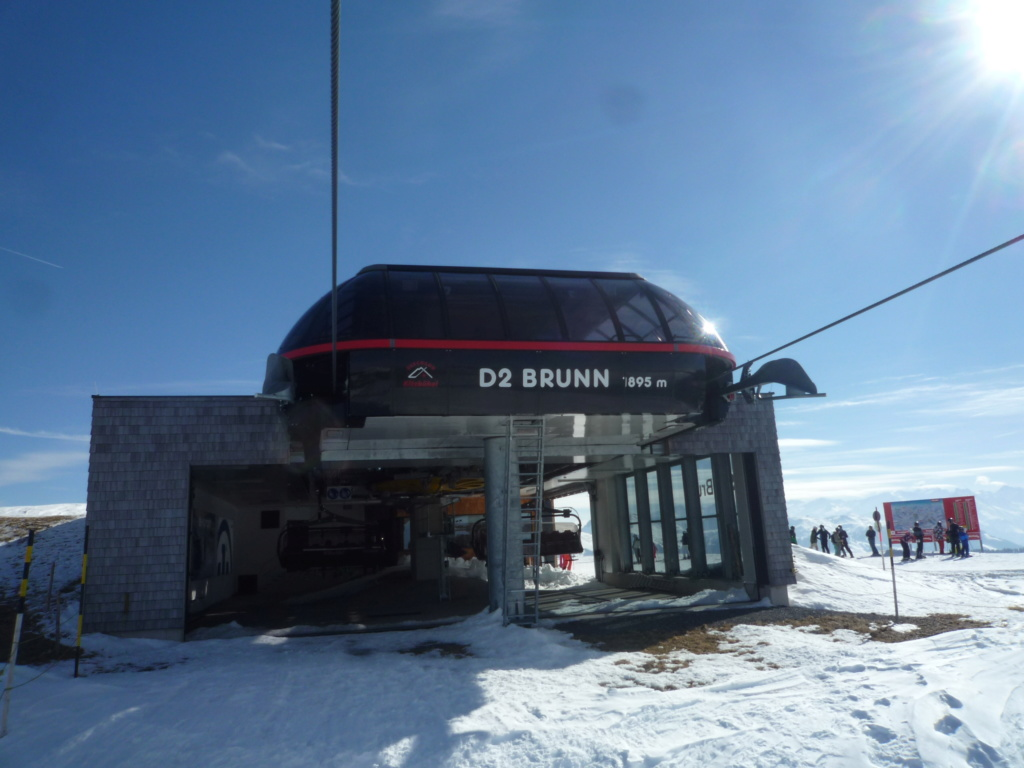 Télésiège Débrayable 8 places à Bulles (TSD8B) Brunn P1060653