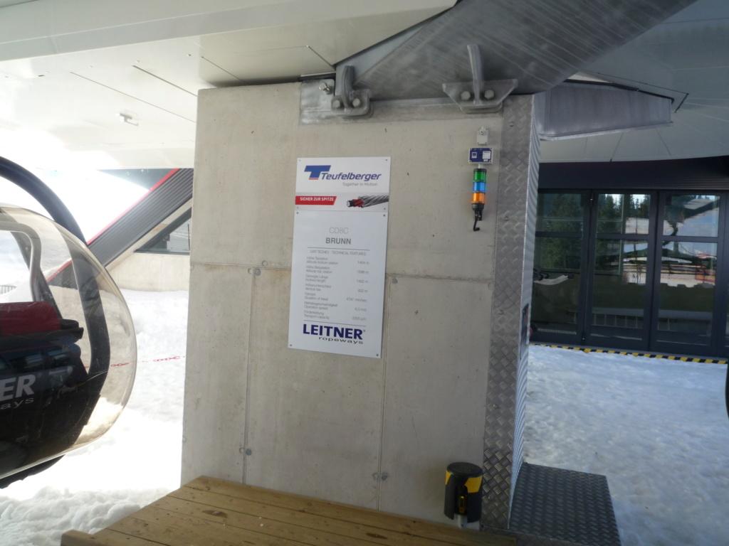 Télésiège Débrayable 8 places à Bulles (TSD8B) Brunn P1060657