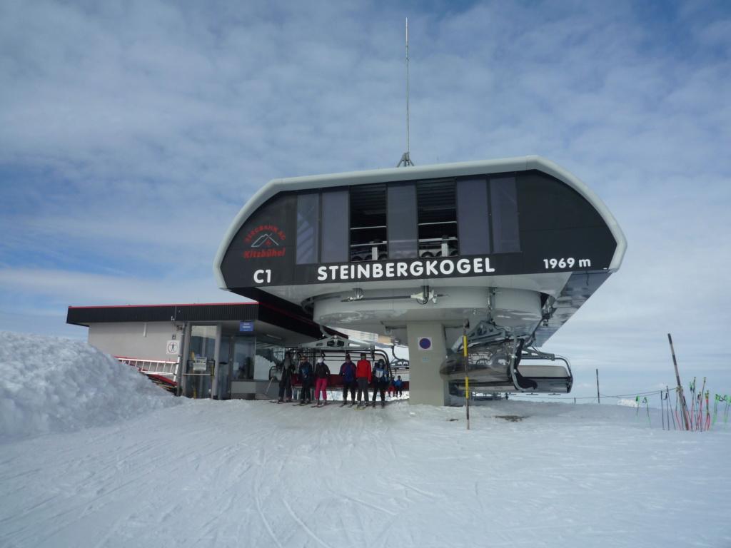 Télésiège Débrayable 8 places à Bulles (TSD8B) Steinbergkogel P1060747