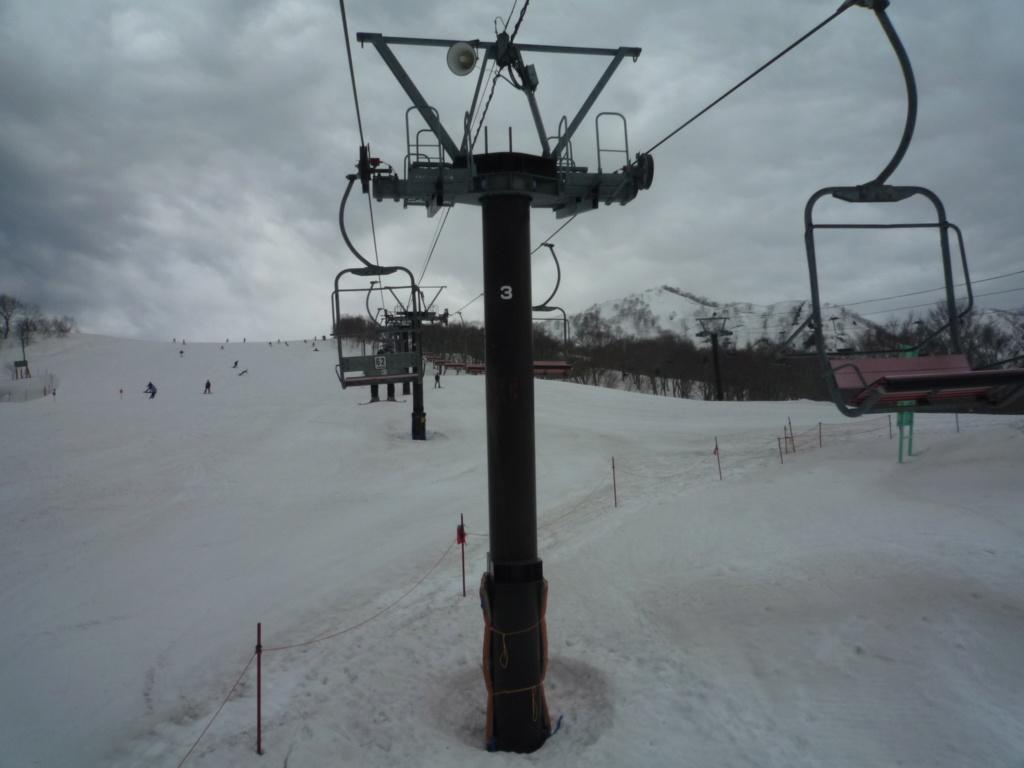 Télésiège Fixe 2 places (TSF2) Alps 1st Chair Lift P1070101