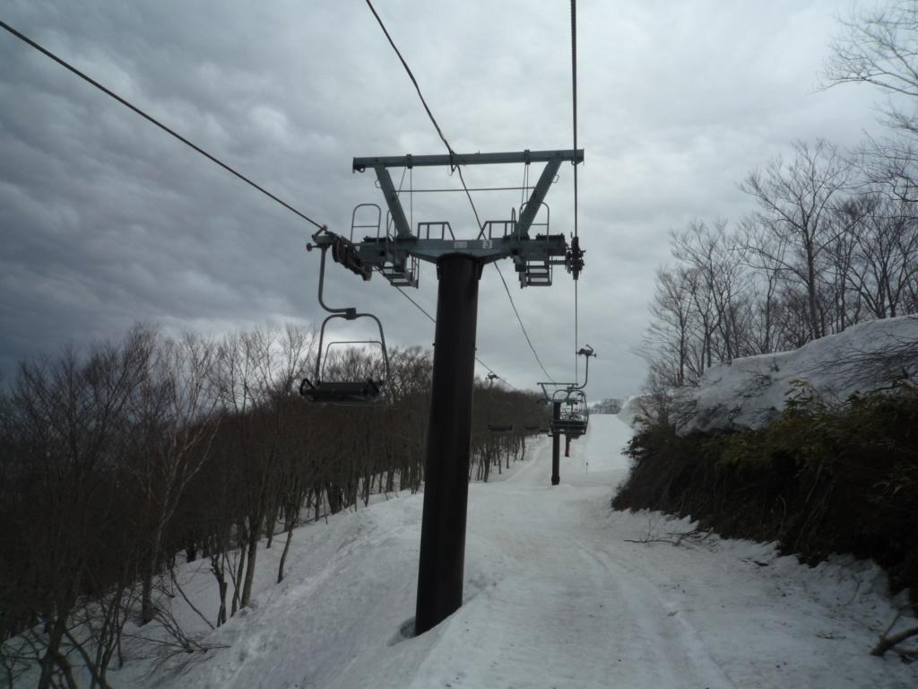 Télésiège Débrayable 2 places (TSD2) High Speed Chair Lift Line E P1070478