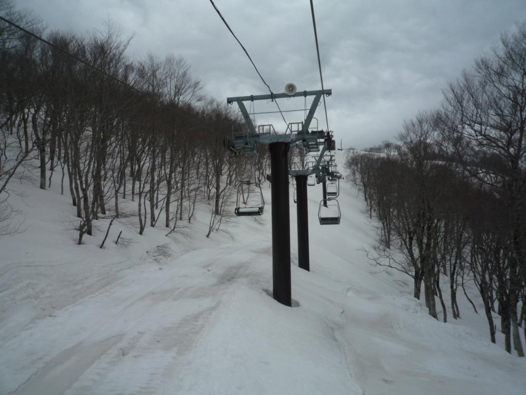 Télésiège Débrayable 2 places (TSD2) High Speed Chair Lift Line E P1070489