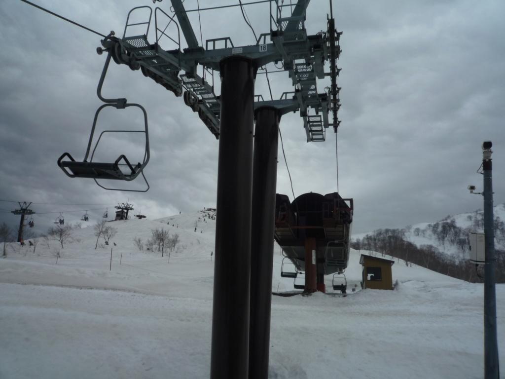 Télésiège Débrayable 2 places (TSD2) High Speed Chair Lift Line E P1070493