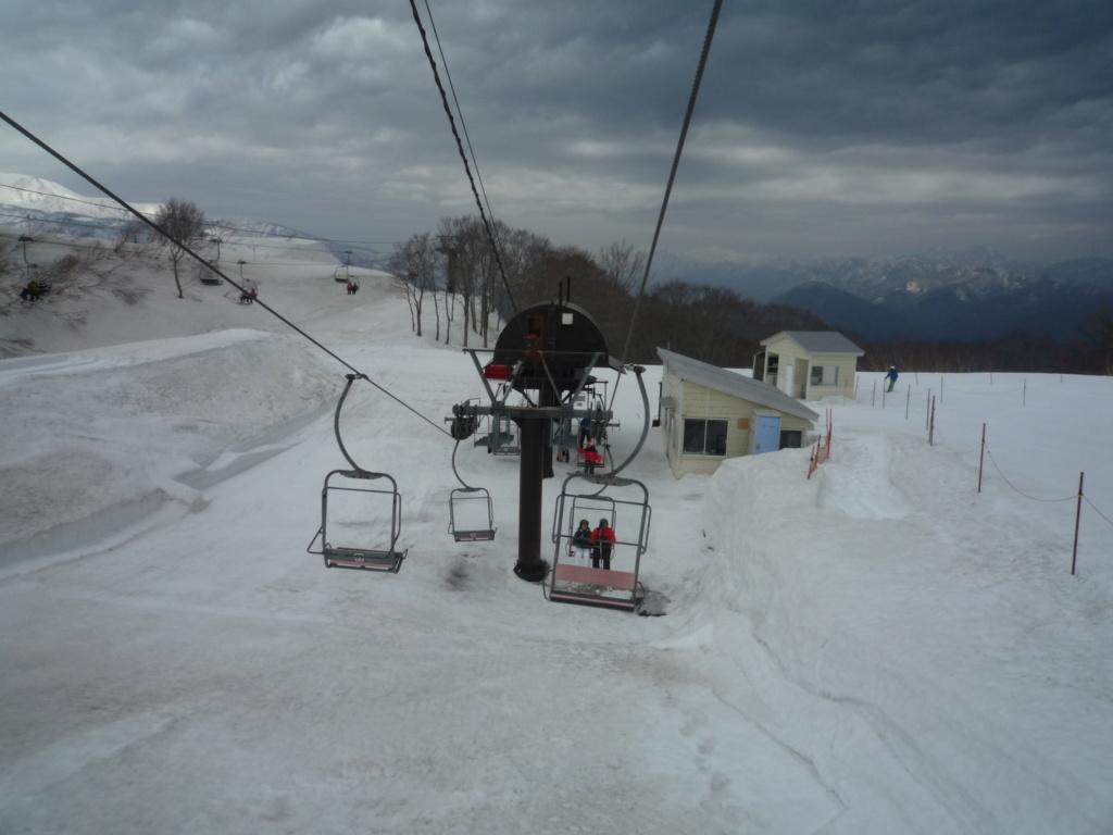 Télésiège Fixe 2 places (TSF2) Alps 1st Chair Lift P1070498